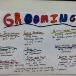 groming